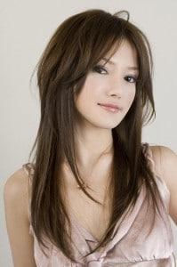 Coupe cheveux longs fins