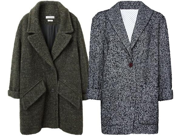 les manteaux tendances de la saison automne hiver 2013. Black Bedroom Furniture Sets. Home Design Ideas