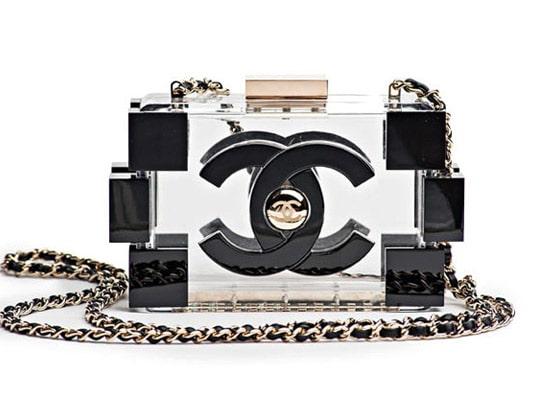 Le sac Lego: une nouveautée signée Chanel