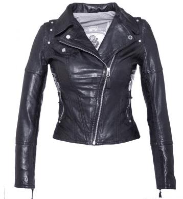 La veste en cuir: véritable accessoire de mode