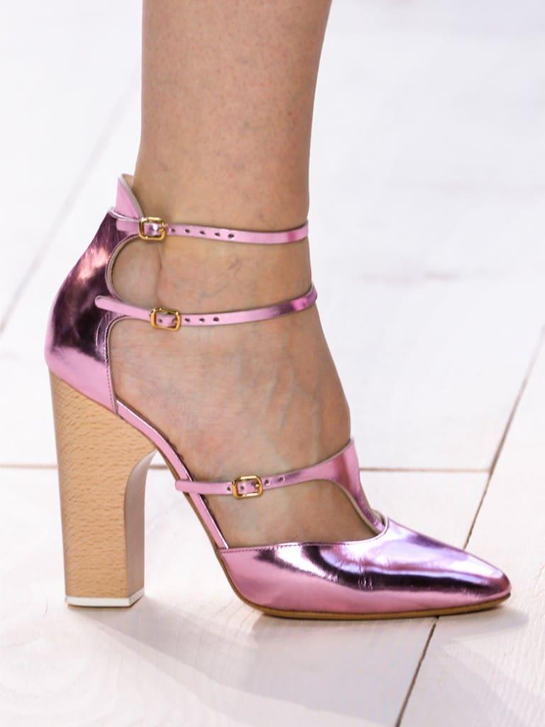 Printemps/été  2013 : le grand retour de la chaussure à bouts pointus