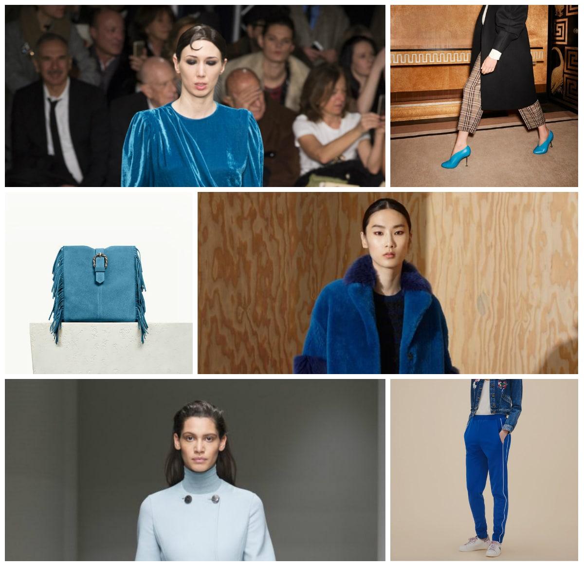 Le Bleu : star de l'automne 2017