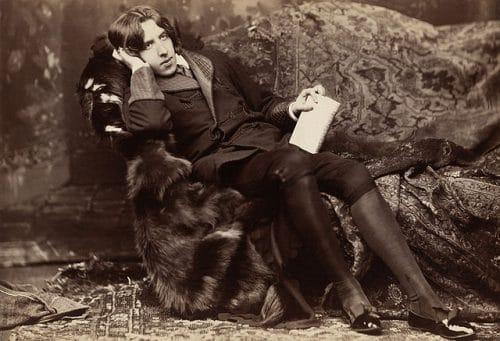 Look dandy d'Oscar Wilde
