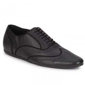 Chaussures cuir Homme noire