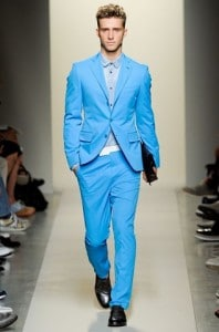 Costume homme été 2012