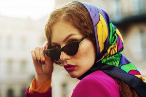 Quelle taille de foulard choisir?